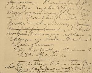 Bp Lanig Diary re Corowa 2