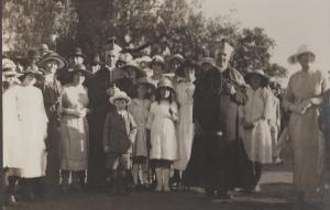 Archbp Mannix & Bp Dwyer - Corowa ch consecrn 1929 2014-02-25 001