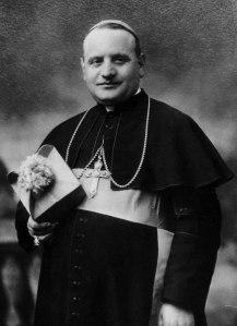 Jn XXIII - young bishop