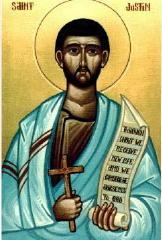 St Justin Martyr - 01 June