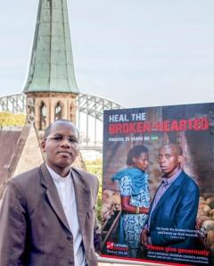 Rwandan Fr Emmanuel appeals in Australia