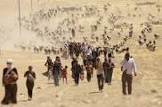 Christians fleeing Iraq #1