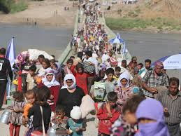 Christians fleeing Iraq #3