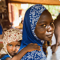 Mariama in Niger - Proj Comp. 2015