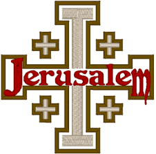 Jerusalem Cross #1