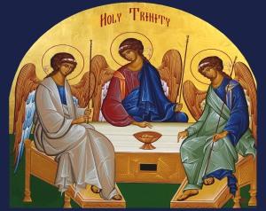 #2 Trinity - after Rublev