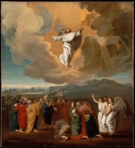 Ascension of Jesus #2