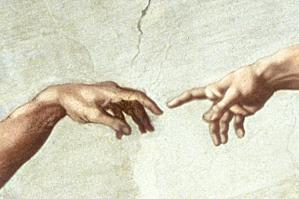 michelangelo-creation-of-adam-detail