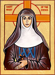 St-Mary-MacKillop icon