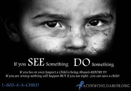 See something - do something
