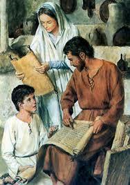 Holy Family - Joseph & Torah