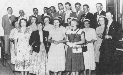 Hibernians & B Lethbridge w Choir Roddy 88
