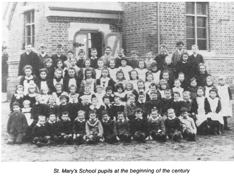 W Bermingham P Hickey - Early students at St Marys Sch - Roddy 36