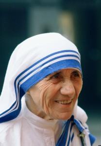 AKNK48 Mother Teresa of Calcutta India