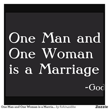 one-man-and-one-woman-is-a-marriage